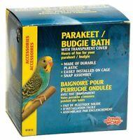 Living World Bird Bath Parakeet/Budgie