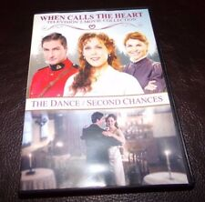 WHEN CALLS THE HEART THE DANCE SECOND CHANCES DVD