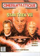 WoW! Cinefantastique V26#2 Star Trek VII! Johnny Mnemonic! Hellraiser IV! Barker