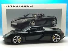 AUTOART PORSCHE CARRERA GT BLACK 78047 1/18