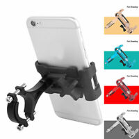 Motorcycle Bike Bicycle GPS Holder Cell Phone Holder Handlebar Rack Mount Part