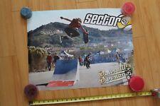 Sector 9 Nine Daniel Luna Downhill Division Skateboarding 18x24in. Poster