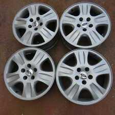 Set 4 cerchi in lega 16x6,5J 5X108 ET52,5 Ford  Focus Mk1 1997-2004 (47036)