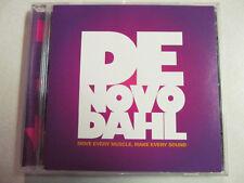 DE NOVO DAHL MOVE EVERY MUSCLE MOVE EVERY SOUND PROMO ADVANCE OF ALBUM CD RARE