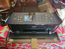 Canon PIXMA MX922 Wireless Office All-in-One Printer, Color, Includes Ink