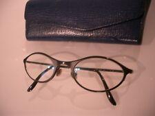 ZEISS Vintage Brille Eyeglasses  aus den 70 er Jahre   leicht Metall Gestell -