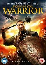 MORNING STAR WARRIOR - DVD **USED VERY GOOD**FREE POST**