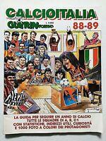 CALCIOITALIA 1988-1989 CALCIO ITALIA 88-89 GUERIN SPORTIVO MILAN SCUDETTO NAPOLI