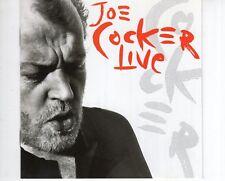 CD JOE COCKER live VG++ (B1694)