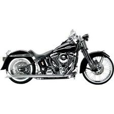 Samson True Dual Exhaust System  23.5in. Longtail Mufflers S3-468*