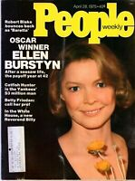 Ellen Burstyn People Magazine April 28, 1975 Issue