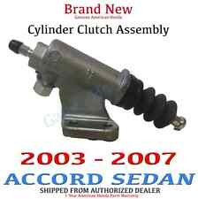 Genuine OEM Honda ACCORD 4DR SEDAN Cylinder Clutch Assembly 2003- 2007