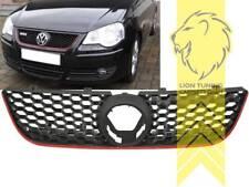 Sportgrill Kühlergrill für VW Polo 9N3 GTI Optik