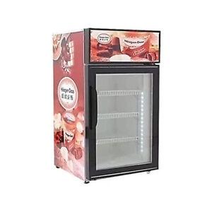 Commercial countertop Gelato Showcase Display Freezer/tabletop Ice Cream Freezer