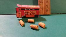 Barbie 1:6 Miniature Kitchen Food Miniature Box of Chinese Mini Eggrolls