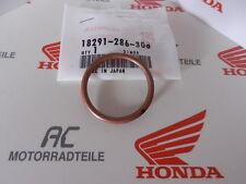 Honda Cx Gl 500 650 1000 1100 1200 Goldwing Gasket Escape Tubo Genuino Nuevo