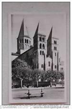 Postcard antique PARAY THE MONIAL - The Basilica