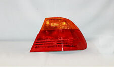 BMW E46 Passenger Right Outer Fender Yellow Turn Signal Taillight Lamp