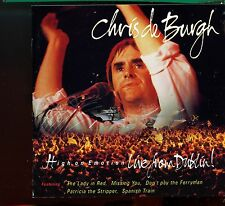 Chris De Burgh / High On Emotion - Live From Dublin