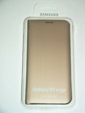 Original Samsung Galaxy Galaxy S7 Edge Flip Wallet Funda Cubierta EF-WG935 Funda