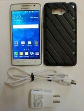 Cricket Wireless Prepaid Samsung Galaxy Grand Prime SM-G530AZ Smart Phone