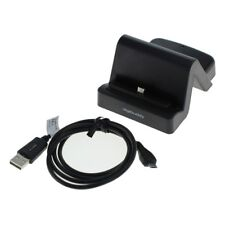 USB Dockingstation für Samsung Galaxy S3 Mini GT-I8190  Ladestation