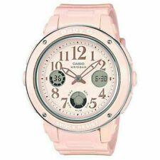 Casio Analog-Digital Casual Baby-G Pink Ladies BGA-150EF-4B Watch