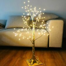 LED Tree Bright Lamp Cherry Tree Lights For Home Christmas Holiday Decoration