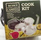 New Boy Scouts of America - Aluminum Cook Kit