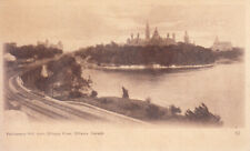 Kanada - Ganzsachenkarte - Parliament Hill, Ottawa River - Wertstempel: 2 Cent