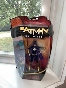 DC BATGIRL Figure Batman Unlimited NEW 52 BARBARA GORDON Mattel Multiverse NIP
