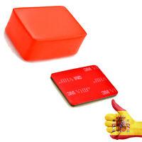 Flotador Esponja Floaty Boya Rojo + Adhesivo 3M para Camaras deportivas agua