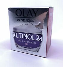 Olay Regenerist Retinol 24 Night Moisturizer Fragrance-Free 1.7 OZ #8168