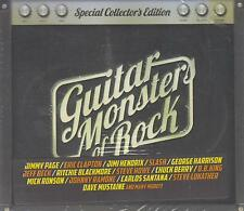 CD - Guitar Monsters Of Rock NEW 3 CD's Jimmy Page Y Mas FAST SHIPPING !