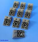 LEGO® Nr.- 4211064 / 2x3 Dachstein / Schrägstein dunkelgrau / 10 Stück