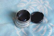 JUPITER-8 50mm f2 lens M39 LTM Leica Zorki Sonnar Micro 4/3 *