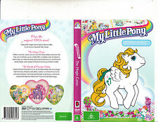 My Little Pony:The Magic Coins-1986/7-TV Series USA-2 Episodes-DVD