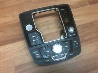 Audi A6 C7 Gear selector manual surround centre console controls 4G2919710B