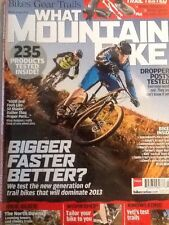 What Mountain Bike Magazine January 2013