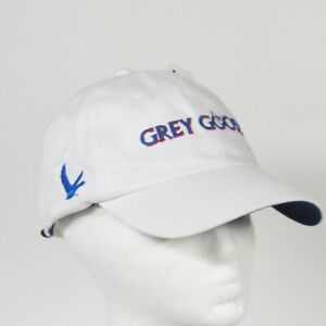 GREY GOOSE COTTON GOLF HAT---ONE SIZE FITS ALL---NEW!TAGS!