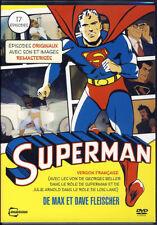 Superman - De Max  Et Dave Fleischer (French v New DVD