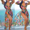 Women Sexy Summer Lace Crochet Bikini Cover Up Swimwear Bathing Suit Beach Dress