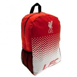 Liverpool FC Backpack Red Official Merchandise Kids School Bag Rucksack LFC