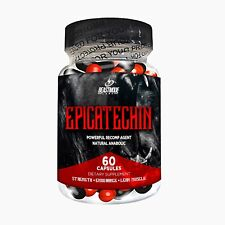 Beastmode Labs Epicat epicatechin 60 capsules Dry Hard Gains! Muscle Builder.