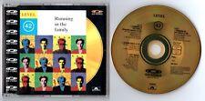 Level 42 - CDV CD-VIDEO - RUNNING IN THE FAMILY © UK 1988 # PAL 080 000-2