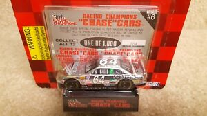 New 1998 Racing Champions 1:64 NASCAR Dick Trickle Schneider Chrome Chase Car