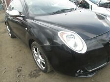 ALFA ROMEO MITO 1.4 PETROL COMPLETE FRONT END IN BLACK LESS BUMPER