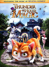 Thunder & The House of Magic ,(DVD) NEW and Sealed, FREE Shipping!