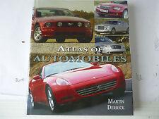 ATLAS OF AUTOMOBILES  H/B BOOK