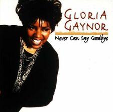 Gloria Gaynor + CD + Never can say goodbye (compilation, 16 tracks)
